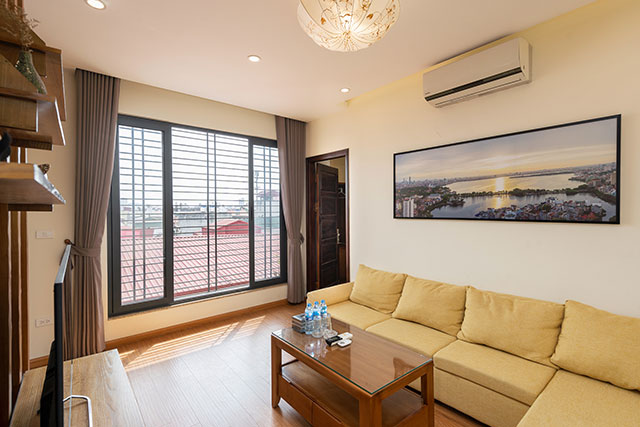 *Elegant Central 2 Bedroom Apartment Rental in Dong Da, Hanoi*