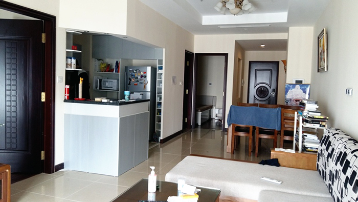 Enjoy Spacious Two bedroom apartment rental in R5 Tower, Royal City