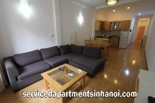 High Quality Serviced Apartment For rent in Trieu Viet Vuong str, Center of Hai Ba Trung