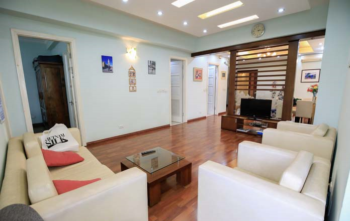 Hanoi Ciputra Apartment Rental - 3BR in Tay Ho District - *Perfect Price*