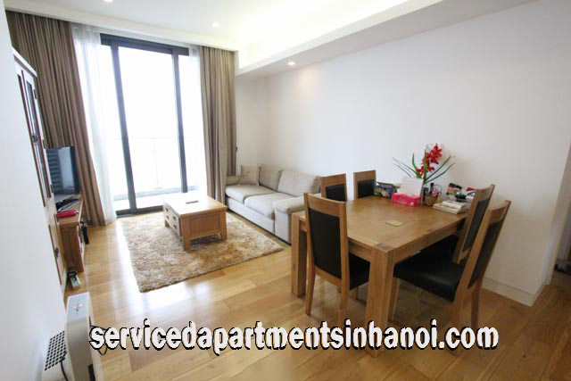 High Floor Modern Two bedroom Apartment Rental in Indochina Building, Cau Giay district