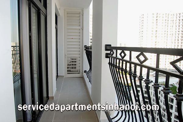 High Floor Two bedroom apartment rental in Royal City