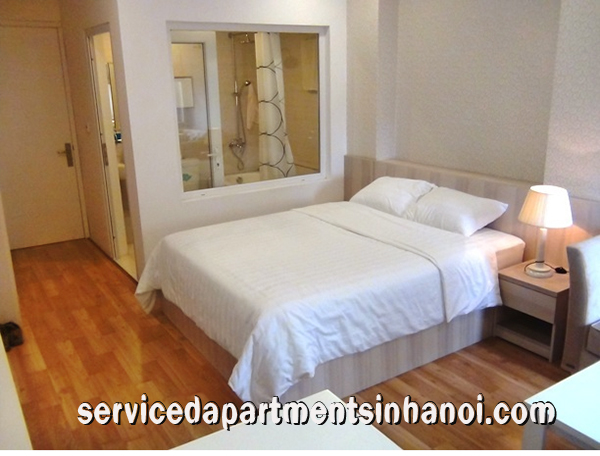 High Quality Serviced Apartment in Hoan Kiem