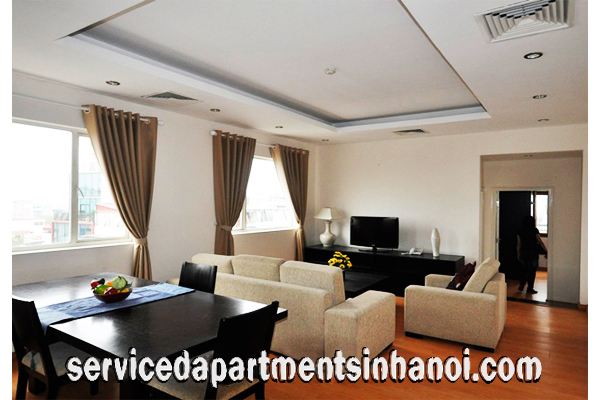 High quality two bedroom serviced apartment near Hanoi Opera House