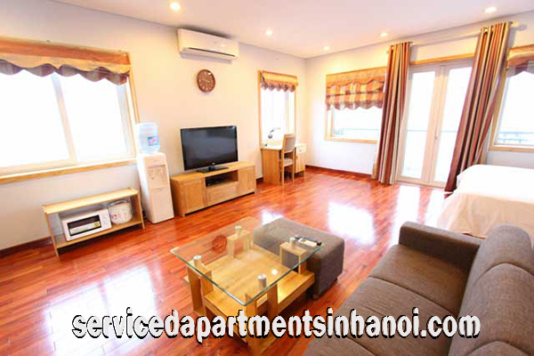 Japanese Oriented Serviced Apartment in Kim Ma str, Ba Dinh