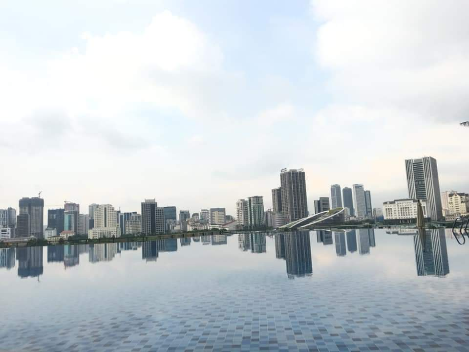 *Luxurious 03 Bedroom Apartment For Rent in Vinhomes Skylake Pham Hung Stunning Interior*