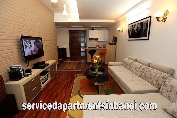 Luxurious Apartment Rental near Hoan Kiem Lake