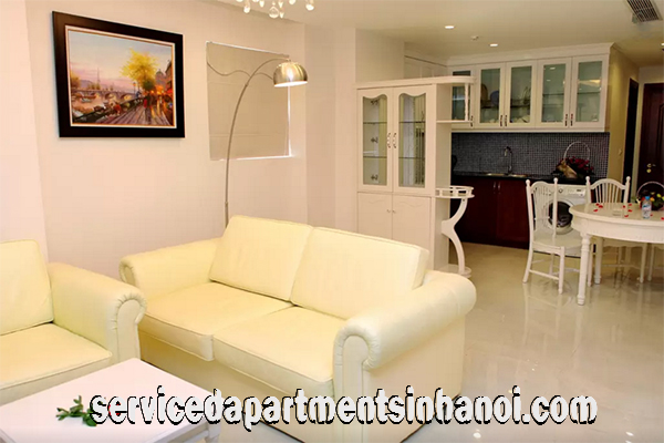 Luxury One Bedroom Serviced apartment in IDC Building For rent