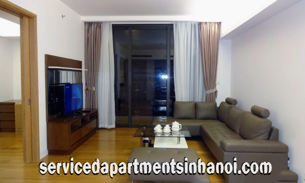 Luxury Three bedroom Apartment rental in IPH Tower, Xuan Thuy st, Cau Giay
