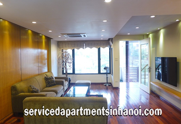 Luxury Three Bedroom Apartment rental in Tay Ho, Face to West Lake