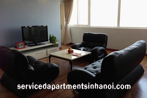 Modern and Spacious two bedroom Apartment for rent near Deawoo Hotel