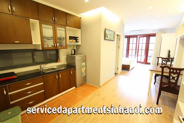 Modern Apartment For Rent in Hoan kiem district, near Hanoi Station