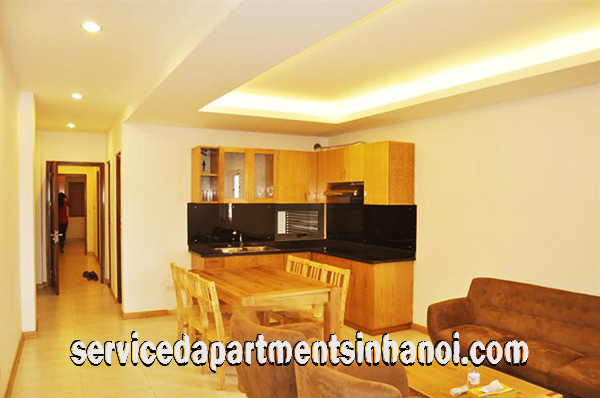 Modern One Bedroom Apartment for rent in Truc Bach area, Ba Dinh