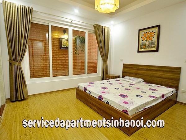 Modern One Bedroom Bedroom Apartment Rental In Lang Ha