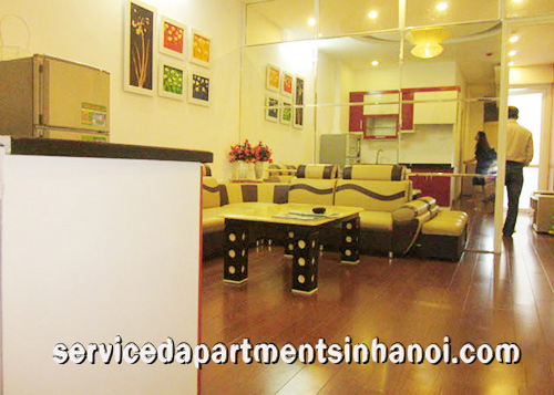 Modern Serviced Apartments  in Dong Da dist for rent