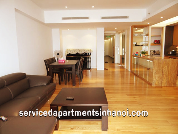Modern Three bedroom Apartment for rent in IPH – Xuan Thuy Cau Giay