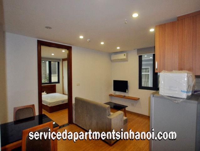Modern Two Bed Apartment Rental in Truc Bach Area,  Ba Dinh