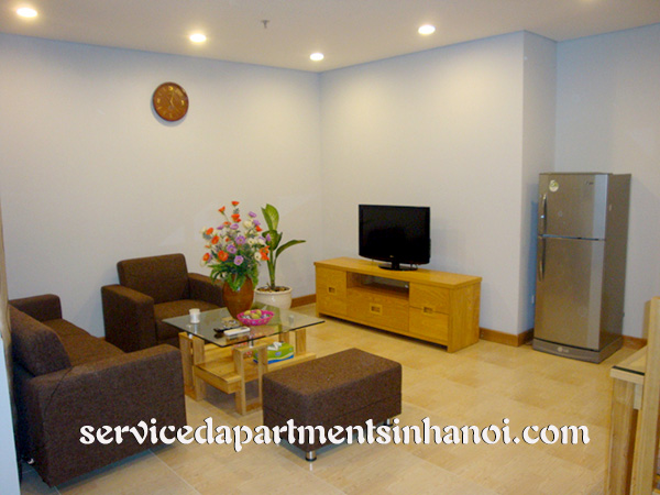 Modern Two bedroom apartment For Rent Closed to Lotte tower, Ba Dinh district
