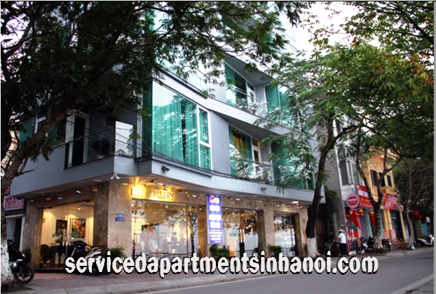 Panorama Lake View two bedroom Apartment Rental in Trich Sai str, Tay Ho