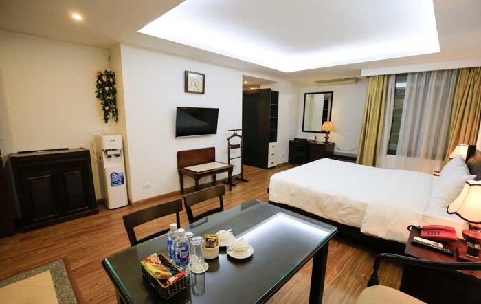 MODERNIZED Serviced Apartment Rental in Hai Ba Trung, Hanoi -