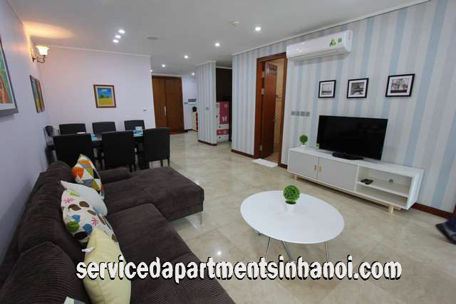 Newly Renovated Modern Three Bedroom Apartment Rental in L Tower Ciputra