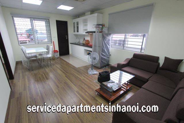 Newly Renovated Modern Two Bedroom Apartment Rental in Dai Co Viet str, Hai Ba Trung