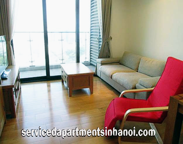 Newly Renovated Three bedroom apartment for rent in Indochina Plaza Hanoi