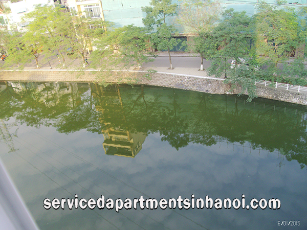 Nice apartment with lake view in Truc Bach area, Ba Dinh
