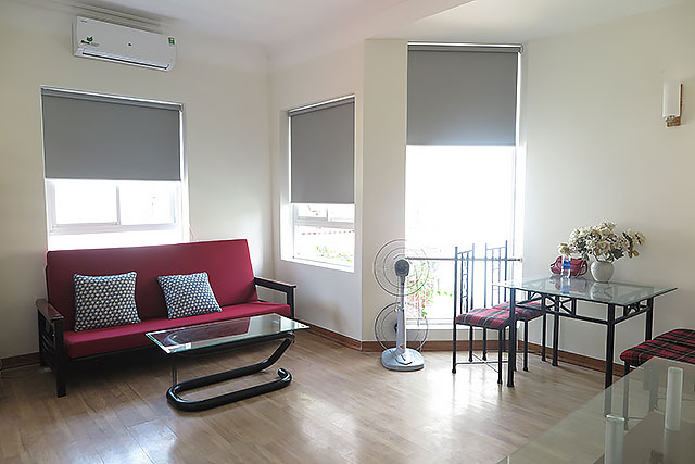 Nice apartment with private balcony in Da Tuong str, Hoan Kiem