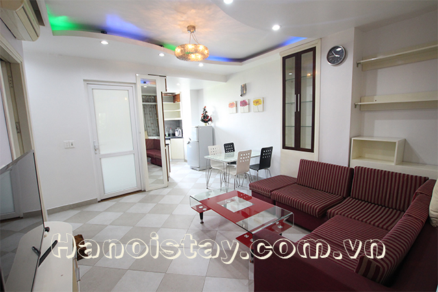 Nice designed serviced apartment to rent in Hai Ba Trung