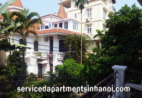 Nice Four bedroom House Rental  in Tay ho Area
