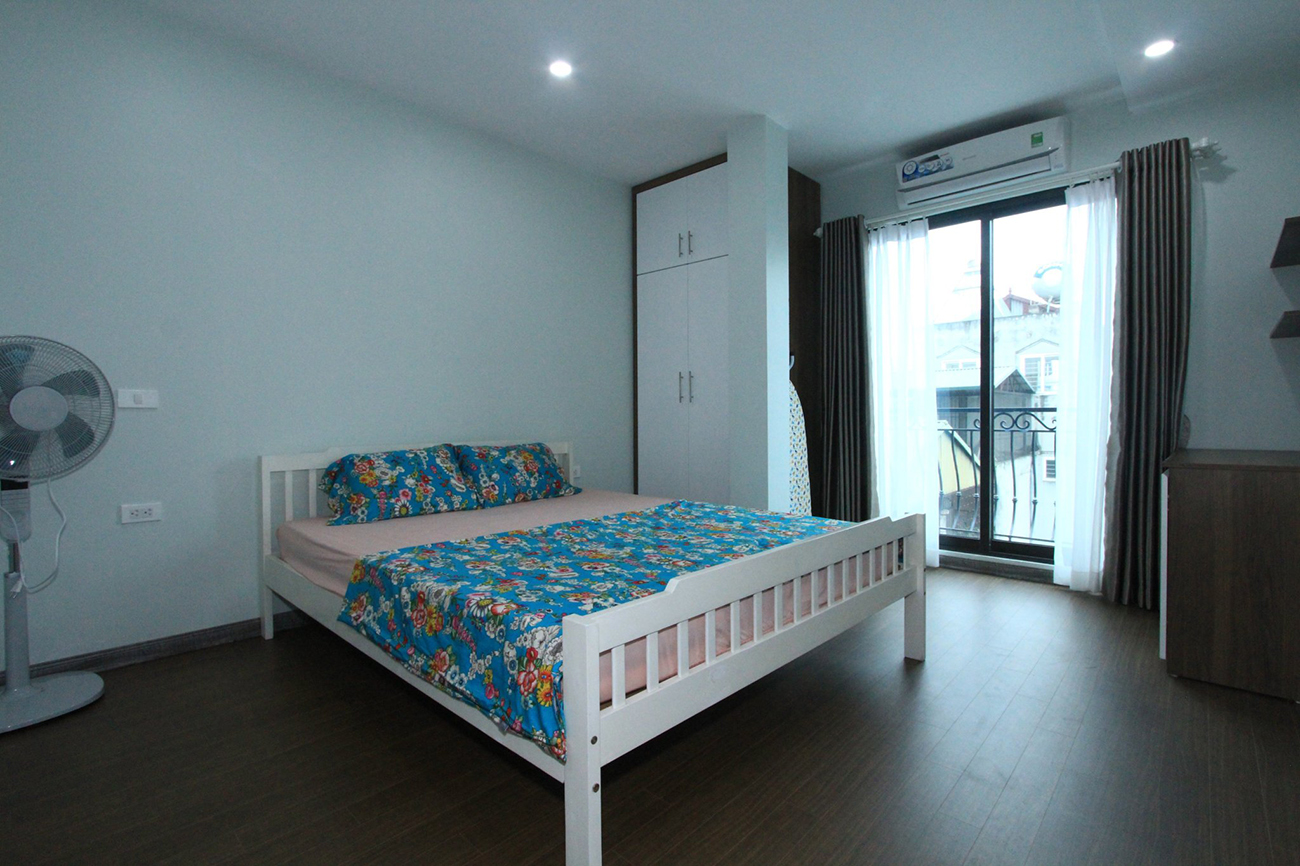 *Nice & New Studio Apartment For Rent in Thuy Khue street, @Near Westlake*