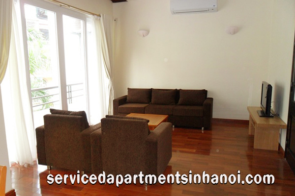 Nice one bedroom apartment for rent in Linh Lang str, Ba Dinh