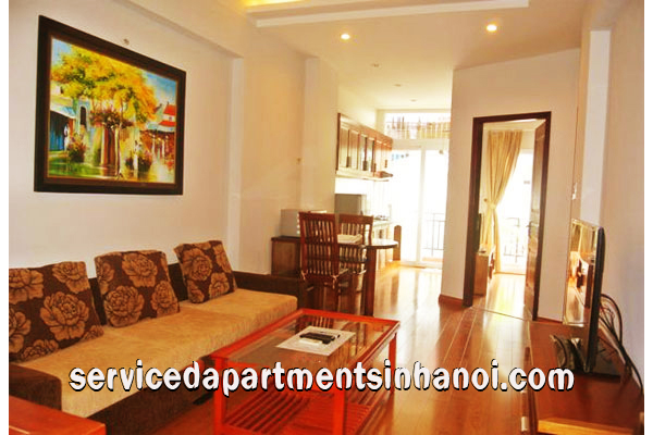 Nice serviced apartment near Deawoo hotel, Ba Dinh