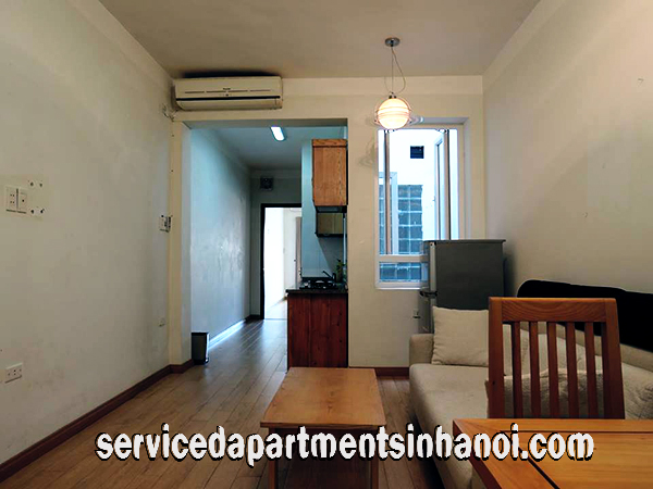 One bedroom apartment rental  in Truc Bach, Ba Dinh, 400$/month