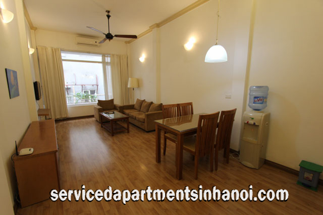 Spacious apartment rental in Trieu Viet Vuong st, Hai Ba Trung, Tranquil Area