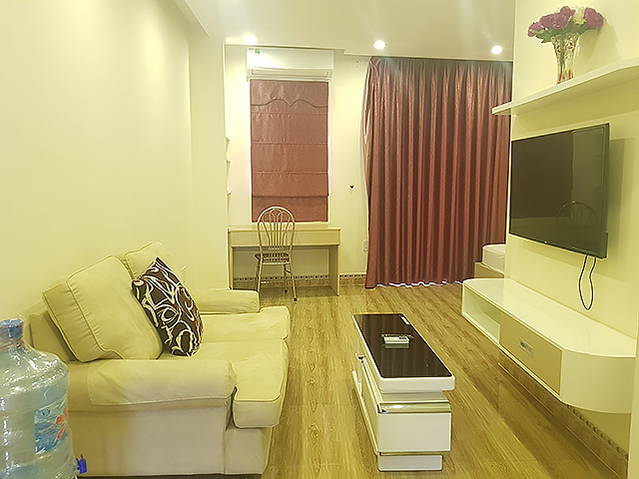 *Peaceful Serviced Apartment For Rent in Van Cao Street, Hai Phong District*