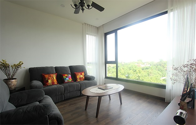 Premium Three Bedroom Duplex Apartment For Rent in Dang Thai Mai Area, Tay Ho District