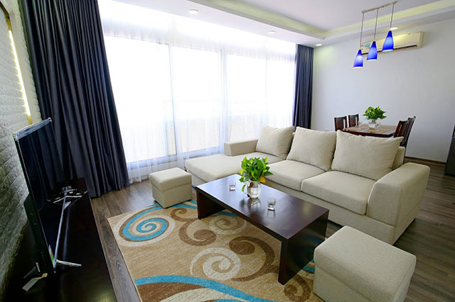 Serviced apartment closed to Deawoo Hotel, Ba Dinh