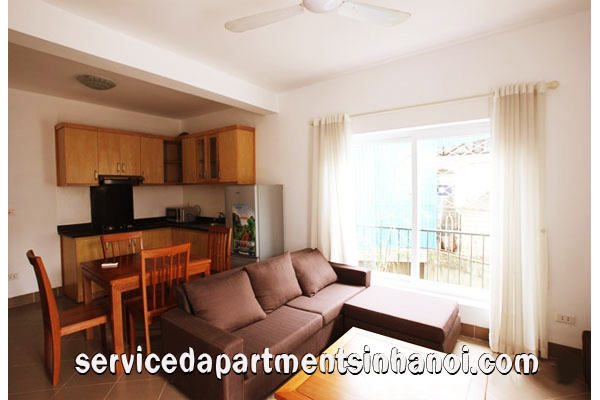 Serviced Apartment in Ngoc Ha Village, Ba Dinh