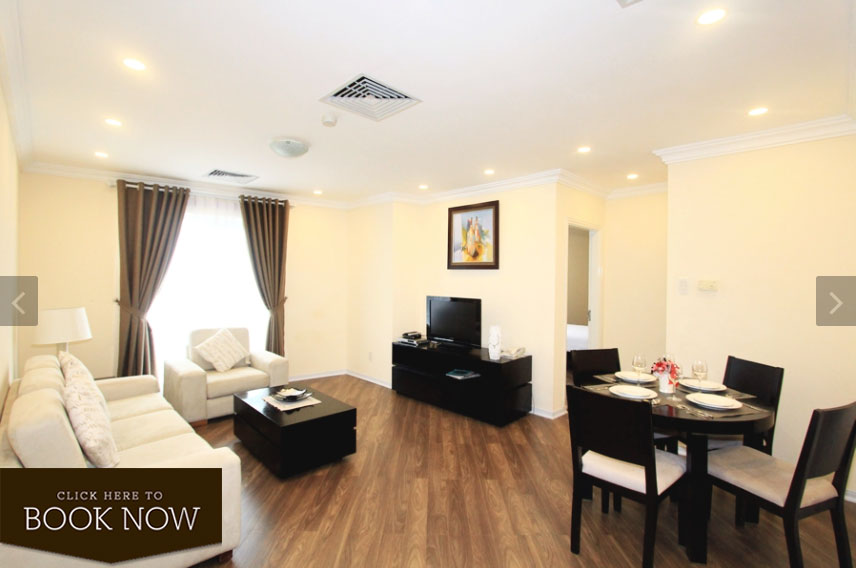 *Skyline Hanoi Luxury 2 Bedroom Apartments for Rent with Pool and Gym*