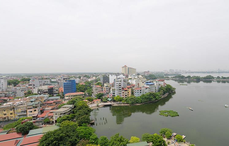 *Skyline Tower Serviced Apartment Hanoi - 2 Bedroom Apartment Rental*