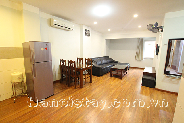 Spacious one bedroom apartment rental in dong da district hanoi for Spacious one bedroom apartment
