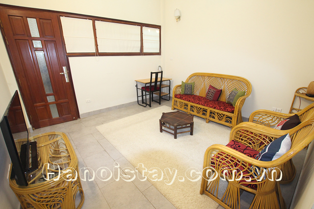 Spacious One Bedroom Apartment Rental in Lo Duc street, Hai Ba Trung