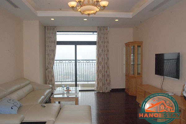 Spacious Three bedroom Apartment for rent in R4 Royal City, 74 Nguyen Trai street. Thanh Xuan