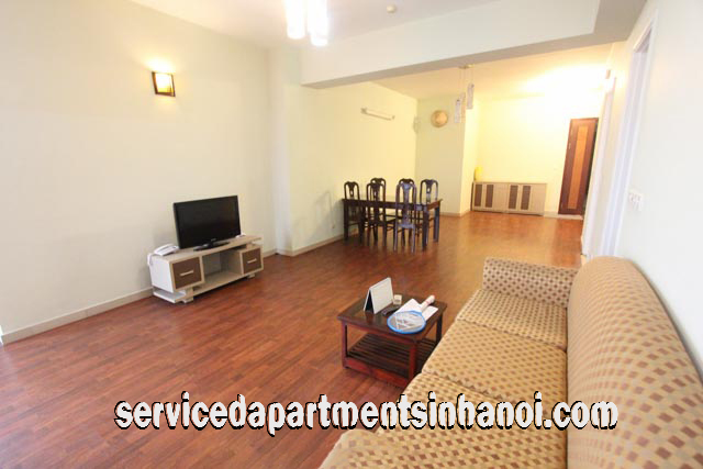 Spacious Three Bedroom Apartment Rental in E5 Building, Ciputra Area