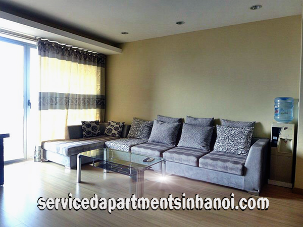 Spacious Two Bedroom  Apartment for rent in Sky City, 88 Lang Ha