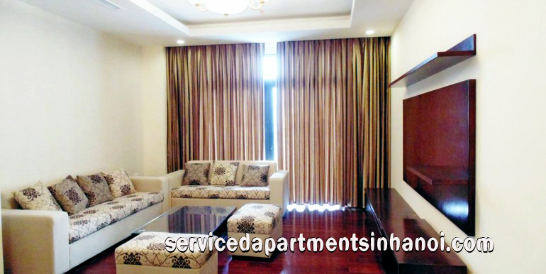 Spacious Three bedroom Apartment rental in R4 Tower, Royal City Complex