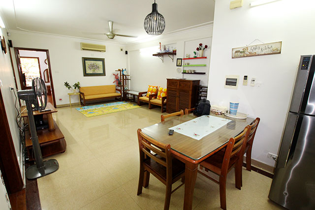 *Spacous & Vintage Style Two Bedroom Property For Rent near Old Quarter, Hoan Kiem*