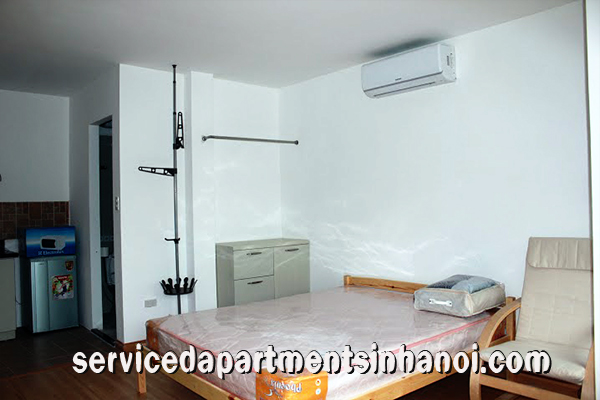 Studio Type Apartment Rental in Hang Bun street, Ba Dinh